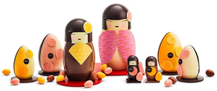 easter eggs chocolate pierre marcolini