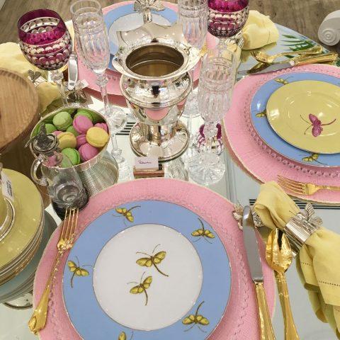 Inspiração de mesas para almoço de dia das mães
