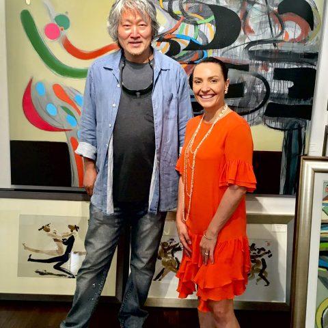 Conhecendo o artista Chinês L.Li